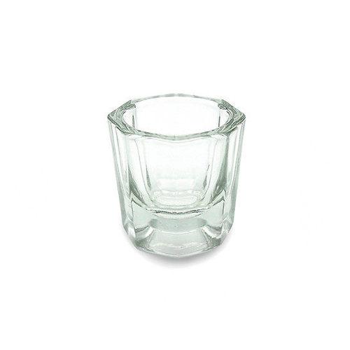 Doppskål av glas