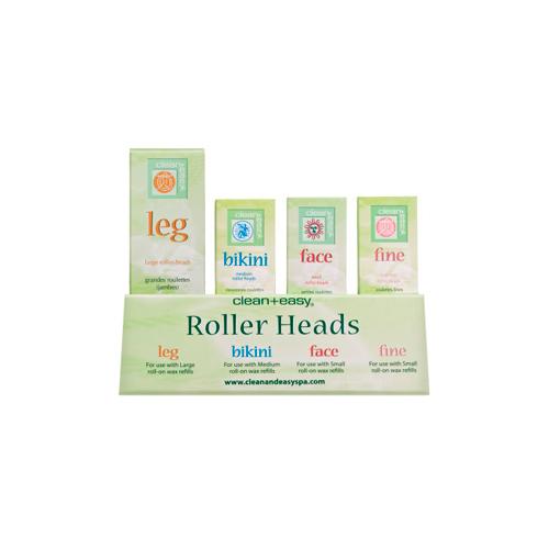Clean + Easy Rollerhuvud (Reservdel)