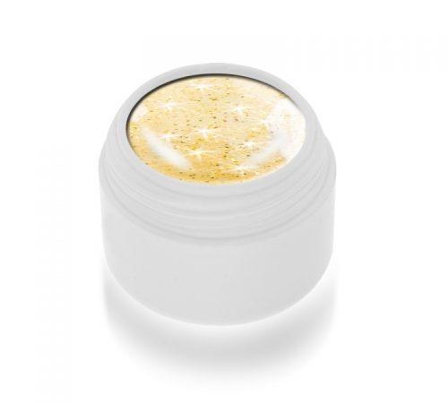 Glitter Gel Gold