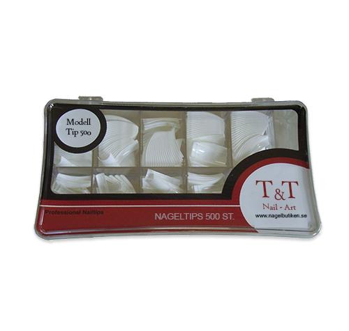 T&T Tip Box 500 st.