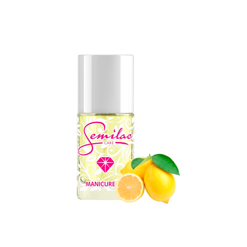 Semilac Manikyr Olja Citron