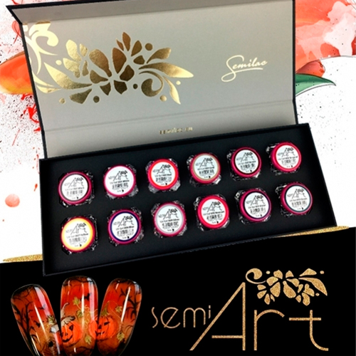Semilac - Semi Art Set