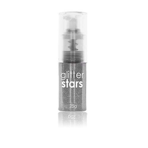 Glitter Spray Silver 25gr.