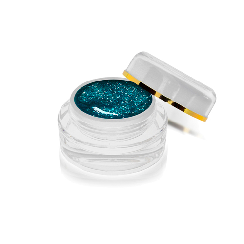 Ny! T&T Glitter Gelé Nr. 229, 5ml.