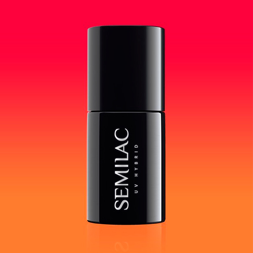 Semilac Thermal Red&Orange 642