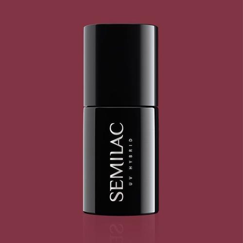Semilac Hybrid Burgundy 527 7ml.