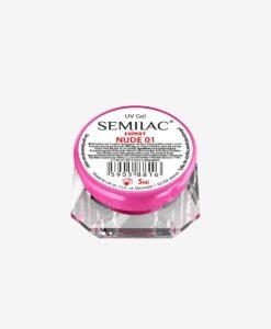 Semilac Gel Expert Nude 15ml.