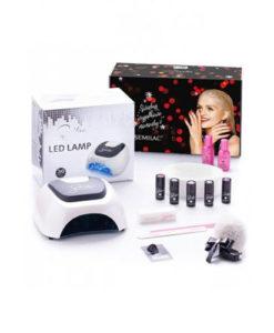 Semilac Pro Kit LED-Lampa 36W
