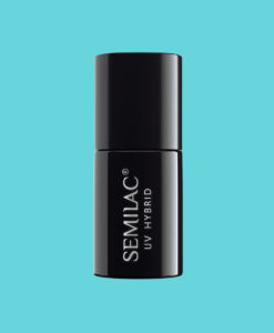 Semilac UV Hybrid 521 Turquoise Blue 7ml.