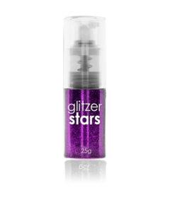 Glitter Spray Lila 25gr.