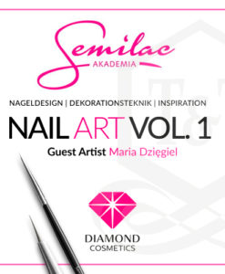 Semilac Akademia: Nail Art Vol. 1 – Spring Ed. by Maria Dzięgiel