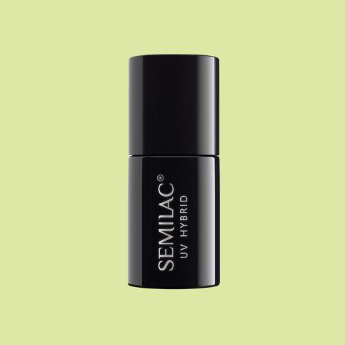 Semilac UV Hybrid 264 PasTells Lemon 7ml.