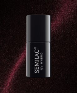 Semilac Cat Eye 611 Red 7ml.