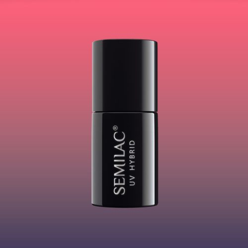 Semilac Thermal Navy&Pink 645 7ml.