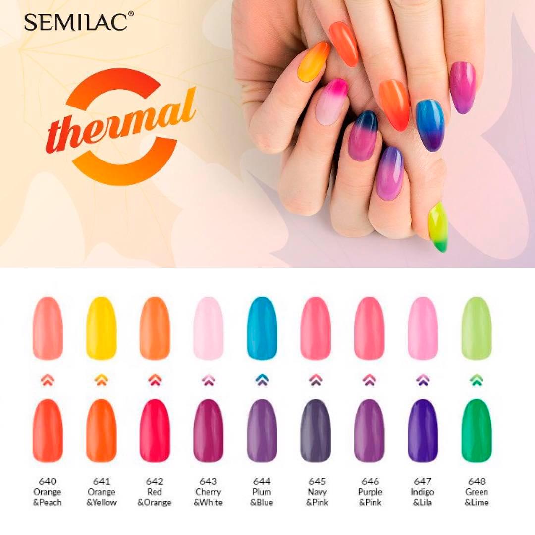 Semilac Thermal