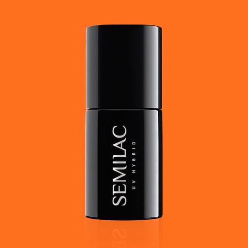 Semilac Hybrid Orange 528 7ml.
