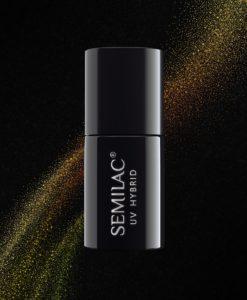 Semilac Cat Eye 3D Gold 635 7ml.
