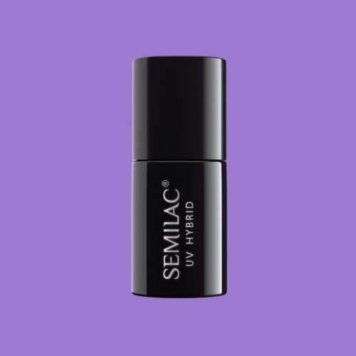 Semilac 280 PasTells #2 Medium Violet 7ml.