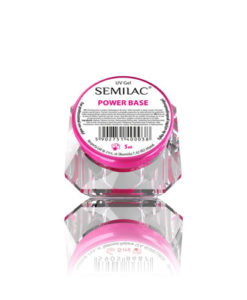 Semilac UV Gel Power Base 5ml.