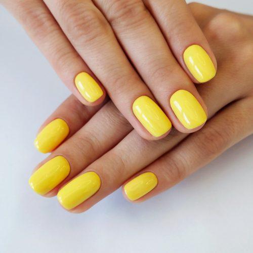 Semilac Joyful Yellow 531 7ml.
