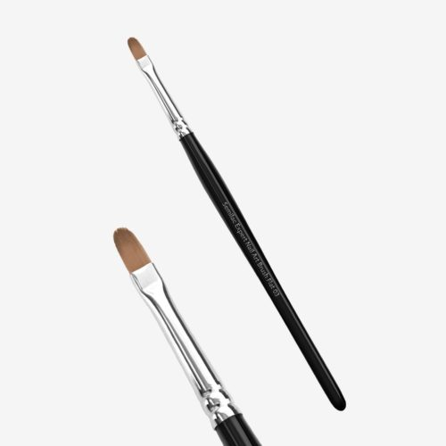 Semilac pensel Flat N.