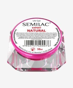 Semilac UV-Gel Expert Natural 50ml.