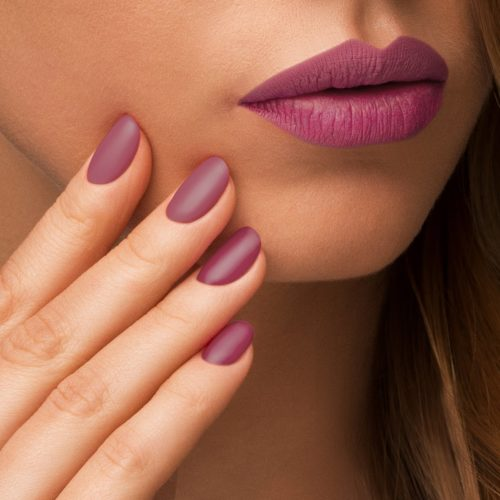 005 SEMILAC MATT LIPS BERRY NUDE