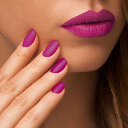 011 SEMILAC MATT LIPS PURPLE DIAMOND