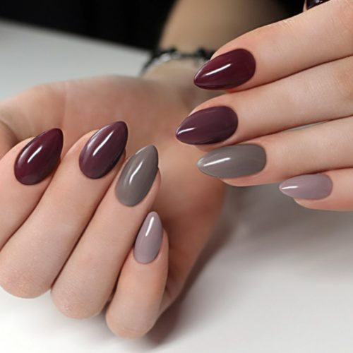 030 GEL POLISH SEMILAC DARK CHOCOLATE 7ML