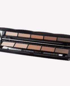 SEMILAC MATT EYESHADOW WARM NUDE KOLLEKTION