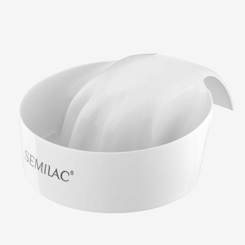 Semilac Manikyrskål