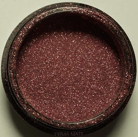 T&T Micro Glitter Metallic Rose