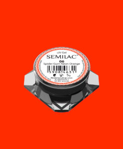 SEMILAC SPIDER GUM 06 NEON ORANGE