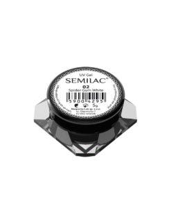 SEMILAC SPIDER GUM 02 WHITE