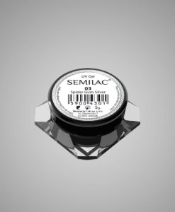 SEMILAC SPIDER GUM 03 SILVER