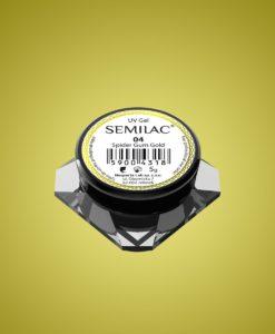 SEMILAC SPIDER GUM 04 GOLD