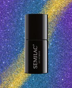 Semilac Magic Cat Eye 310 Blue 7ml.