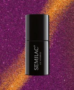 Semilac Magic Cat Eye 314 Pink 7ml.
