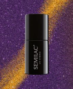 Semilac Magic Cat Eye 315 Violet 7ml.