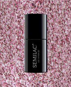 294 SEMILAC ROSE PINK SHIMMER 7ML