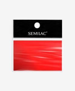 Semilac® Transfer Foil 746 Red
