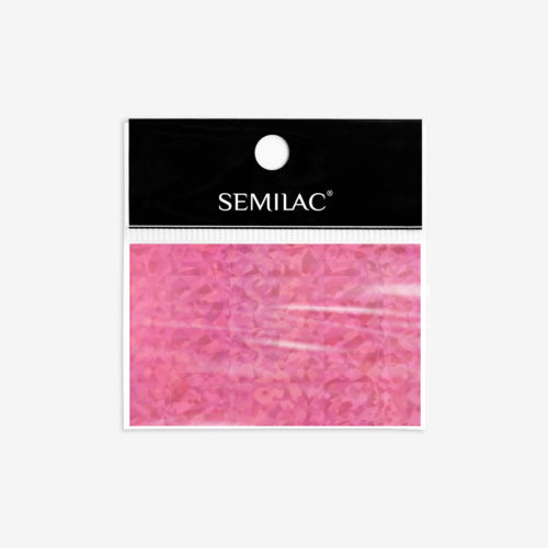 Semilac® Transfer Foil 748 Holo Pink