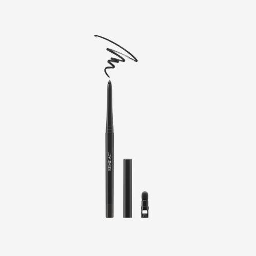 SEMILAC QUEEN'S LOOK EYE PENCIL DEEP BLACK 2,4ML