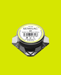 SEMILAC SPIDER GUM 07 NEON YELLOW