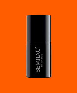 Semilac UV Hybrid 566 NEON ORANGE 7ml.
