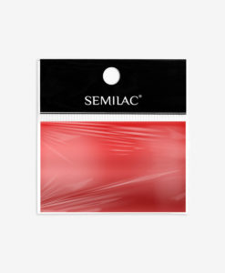 Semilac 04 - Nail Art Transfer Foil Red
