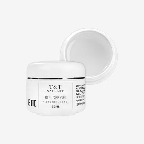 T&T 1-Fas Gel Clear 30ml