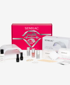 Semilac Charming Kit 36W LED Nail Art