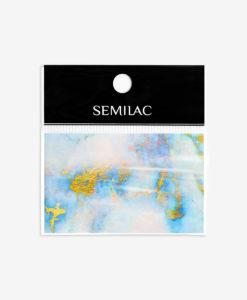 Semilac® Transfer Foil 07 Blue Marble