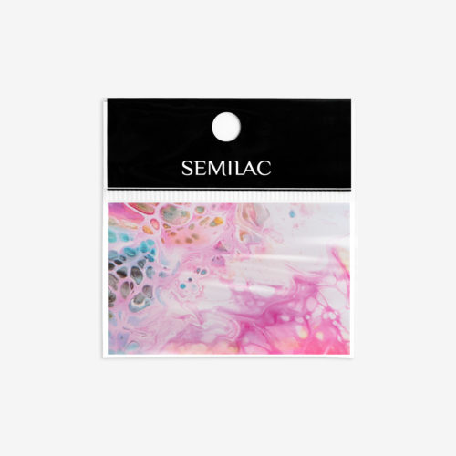 Semilac® Transfer Foil 08 Rainbow Marble